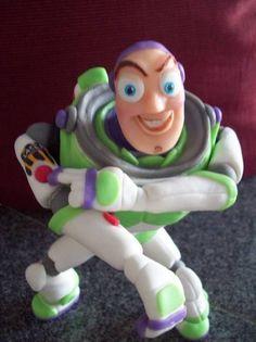 Topo de Bolo Buzz , toy store