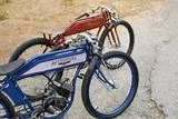 Vintage Motorized Bicycle Images & Pictures - Becuo