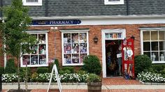 Cold Spring Harbor Pharmacy, Cold Harbor, NY  http://www.cshpharmacy.net/
