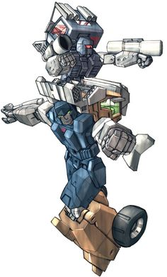 Huffer and Pipes by ~Blitz-Wing on deviantART