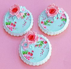 These are my favorites!  So pretty and sweet!