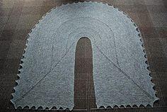 Ravelry: Pi Are Square Shawl WG 38 pattern by Elizabeth Zimmermann