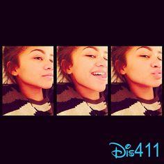 Pic: Zendaya Said Good Morning December 13, 2013