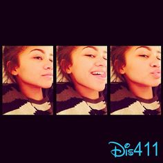 Pic: Zendaya Said Good Morning December 13, 2013