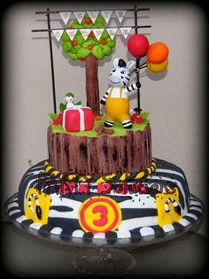 Little Zou´s birthday party. Zebra Birthday, 3rd Birthday, Birthday Parties, Zou, Zebras, Pastel, Tessa, Zebra Cakes, Cake Decorating