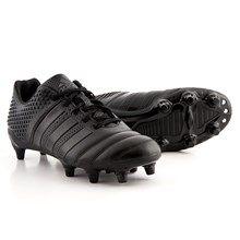 Blackout adidas adipower Kakari 3.0 SG Rugby Boots