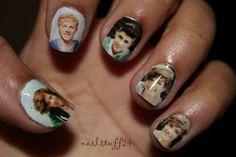1D nails
