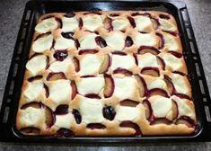 Slivkový koláč s tvarohom, Koláče, recept | Naničmama.sk Pie, Desserts, Food, Torte, Tailgate Desserts, Fruit Tarts, Dessert, Pies, Postres