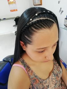 Hair Styles, Beauty, Fashion, Trendy Hairstyles, Hair Plait Styles, Moda, Fashion Styles, Hair Makeup, Hairdos