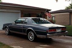 1977 Chevrolet Caprice Classic Aero Coupe.....pristine.