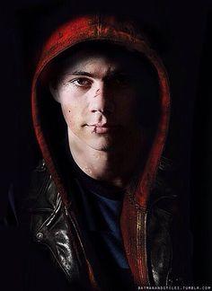 This is a fanart but... ADORABLE PICT !! The Nogitsune Boy, Stiles