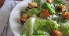 Homemade Caesar Dressing recipe from The Country Cook