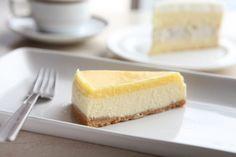 recette de Cheesecake au citron