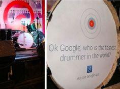 音声検索が日常に溶け込んでパートナーとなるイメージをNYCの街中に展開