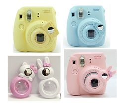New Close Up Lens Self Portrait Mirror for Camera Fujifilm Instax Mini 8 MINI7S | eBay