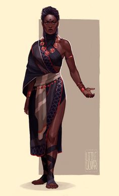 comm: Bala Maya monk by littleulvar on DeviantArt - This is my commission of my first longest lasting character! Littleulvar did such a wonderful job captuing May ❤️ Black Characters, Dnd Characters, Fantasy Characters, Female Characters, Black Girl Art, Black Women Art, Black Art, Fantasy Character Design, Character Art