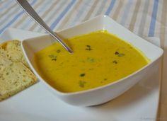 Kürbis-Austernpilz Suppe - Katha-kocht!