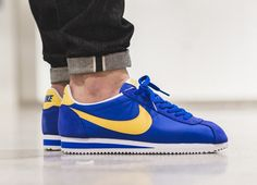 Nike Cortez Yellow For Sale