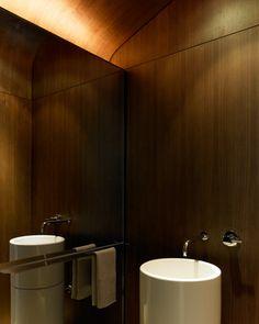 Swiss Club Residence by Studio Daminato.