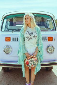 Bohemian Girls, Bohemian Style, Boho Chic, Hippie Style, My Style, Boho Fashion, Fashion Looks, Womens Fashion, Bohemian Lifestyle