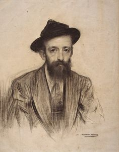 Portrait of Rafael Mainar Ramon Casas y Carbó - circa - Cd Paintings Fine Art Drawing, Life Drawing, Art Drawings, Spanish Painters, Spanish Artists, Ramones, National Art Museum, Modernisme, Found Art