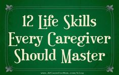 12 Life Skills for Lowering Caregiver Stress Committing to new habits that put your caregivers' own well-being at the top of the to-do list can help when caring for the person with Alzheimers or other form of dementia. Alzheimer Care, Dementia Care, Alzheimer's And Dementia, Alzheimers Poem, Alzheimers Awareness, Caregiver Quotes, Aging Parents, Home Health Care, Mental Health
