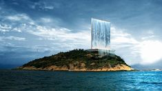 Artificial Waterfall Could Make 2016 The Greenest Olympic Games Yet | The Creators Project