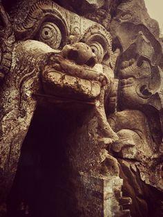Gua gajah temple