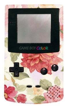 90's kid-I had one that was hot pink, but I still LOVED mine. I can't believe how much these things have changed-from Game Boy to Nintendo DS.