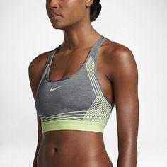 Αθλητικός στηθόδεσμος μέτριας στήριξης Nike Pro Hyper Classic Padded