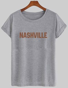 nashville shirt – newgraphictees