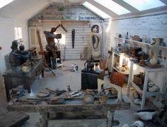 The Henry Moore Foundation - Foundation Restores Moore's Most Important Studio