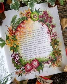 We have such a beautiful community. So peaceful for a women's majority  Well I'm kinda embarassed for what you are going to read next, because my intention is absolutely not to ruffle in your feathers. But today I really need to speak about something very delicate and move on right after. So let's be really honest. This page was extremely hard to finish. Why ? Do you remember the wip of it... ?  I struggled with it because I lately saw a repost with an imitated version of my wip by a ...