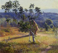 Antignano outskirts  Elin Kleopatra Danielson-Gambogi - 1916