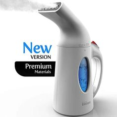 New Hi-Tech Heating Panel! Heats Up Within Just 60 Secs. Powerful Soothing Steam Flow To Remove Stubborn Wrinkles For Over 10 Mins. Home Multi-use: Steam Iron, Clean, Treat, Refresh, Humidify, Defrost And More.  #steam #steamiron #cleaning #steampress #steamcleaning #steaming #drysteam #drysteamcleaning #clothsteamer #steamclean #steamclothing #cloth #clothes #iron #ironing #drycleaning #ironcloth #ironcloths