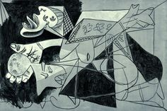 Pablo Picasso - 'Madre con niño muerto II', 1937
