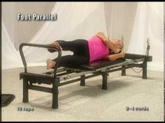 Pilates Lower Body Workout DVD - YouTube