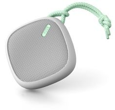 NudeAudio Move M Portable Wireless Bluetooth Speaker with Handsfree Speakerphone  GreyMint >>> Visit the affiliate link Amazon.com on image for more details.
