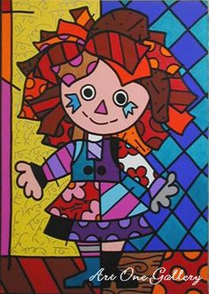 Romero Britto - Red-Ann.jpg