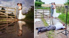 21 niesamowitych fotografów, którzy są w stanie zrobić dosłownie wszystko, dla idealnego zdjęcia