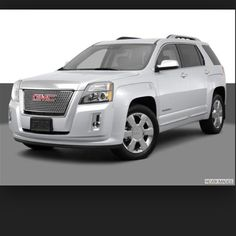 2014 GMC Terrain.  One of the many makes and models we service and repair at Kent's Muffler & Auto in Sandy, UT.