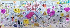 Getekend Verslag @ PleisterPlaatsOntmoeting Culture, Ede [18-04-2017]