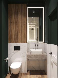 small bathroom 708683691342790531 - Un appartement classique chic par Cartelle Design – PLANETE DECO a homes world Source by Bad Inspiration, Bathroom Inspiration, Bathroom Ideas, Bathroom Renovations, Modern Bathroom Design, Bathroom Interior Design, Bath Design, Toilet Tiles Design, Washroom Design