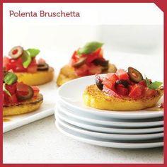 Polenta Bruschetta