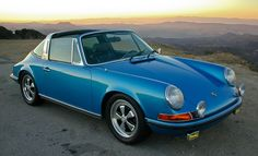 1970 Porsche 911 Targa : Classic Cars