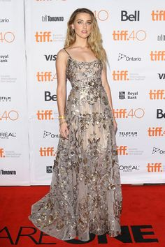 Toronto Film Festival - Amber Heard