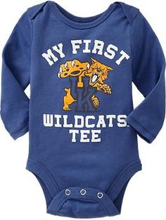 Just ordered this for Baby P!  Hoping to keep the Wildcat tradition in the fam!!