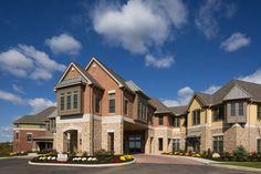 THE GRAND Senior Living Community, Post Acute Nursing & Rehab Center located in Dublin, Ohio