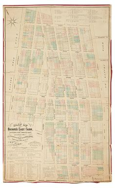 82 Best BOWERY MAPS images