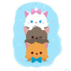 Pixar Drawing happy tsum tsum tuesday from the aristocats! - happy tsum tsum tuesday from the aristocats! Disney Pixar, Disney Cats, Disney Tsum Tsum, Disney Fan Art, Disney And Dreamworks, Walt Disney, Disney Films, Disney Songs, Disney Quotes